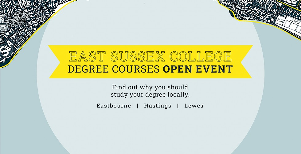 Higher Education Open Events