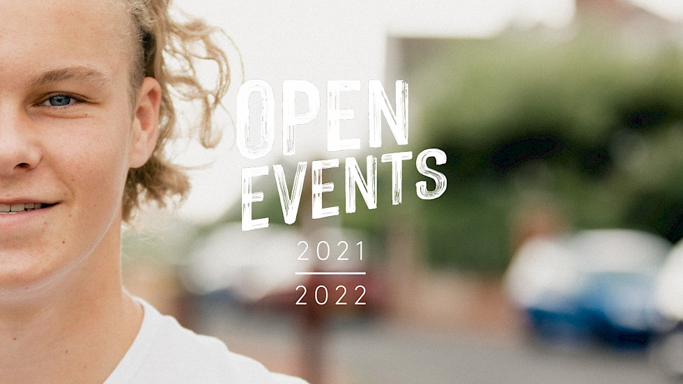 East Sussex College Open Events