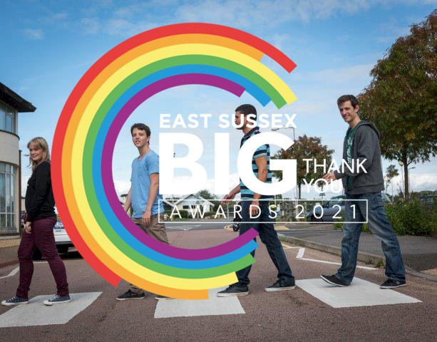 Sussex Big Thank You Awards2021