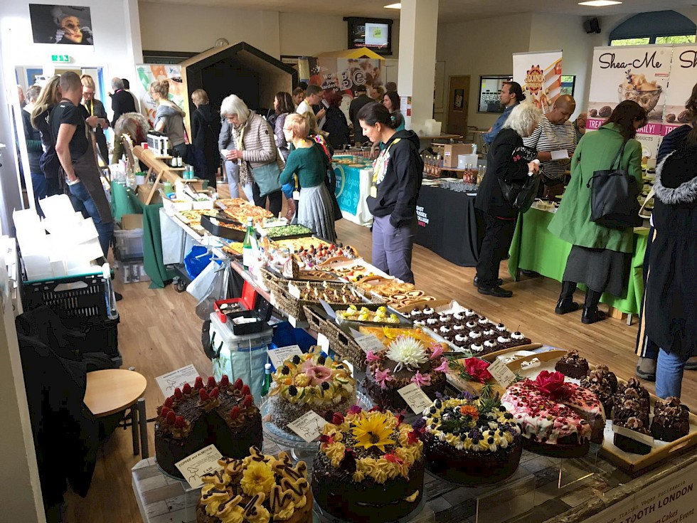 First Vegan Festival Lewes a Success