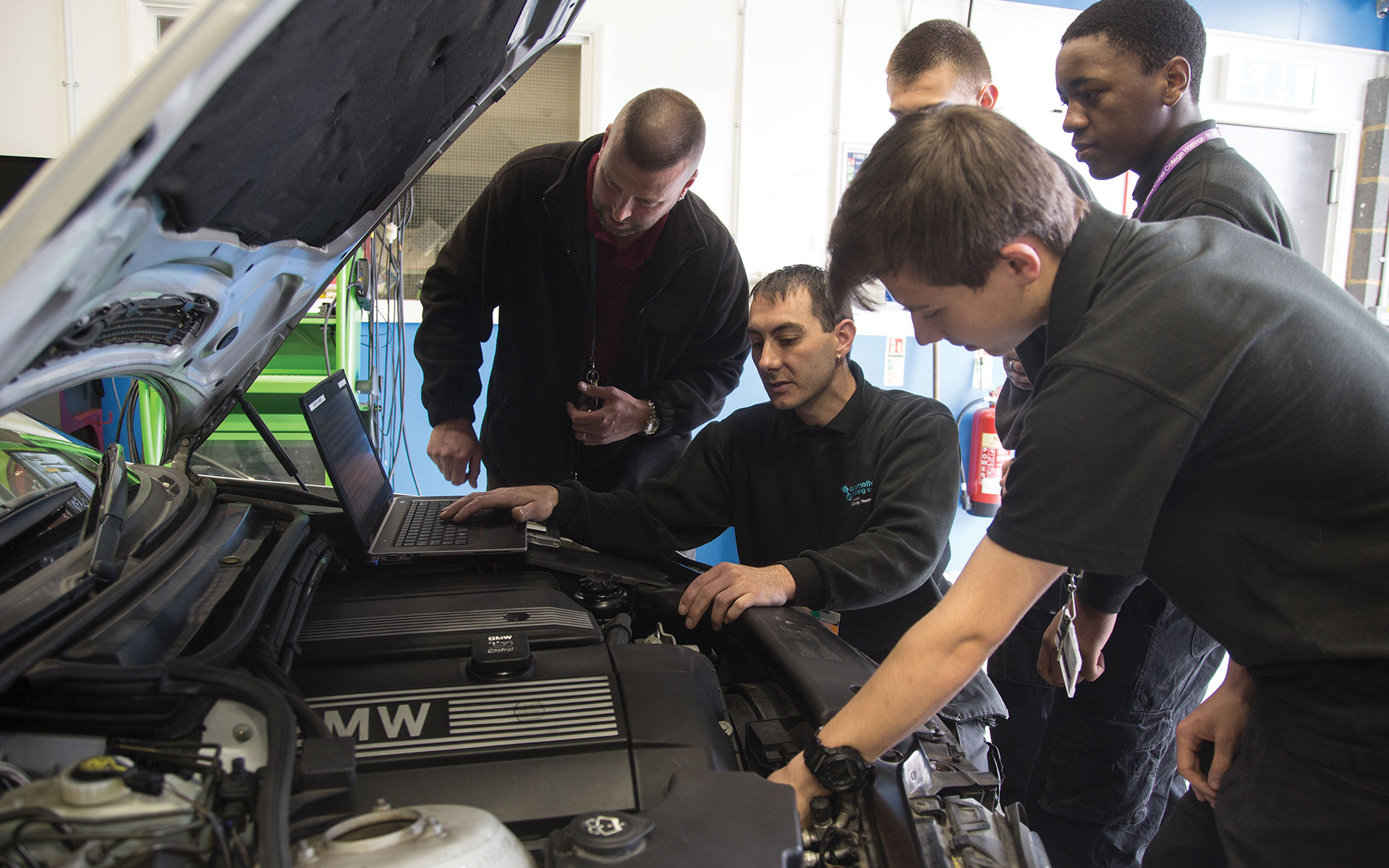 Digital Diagnostics is a important part of all our automotive courses taught at the Automotive Training Centre in Hastings