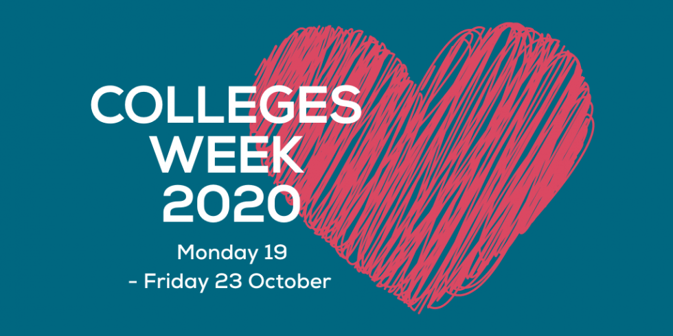 Share the love during national colleges week