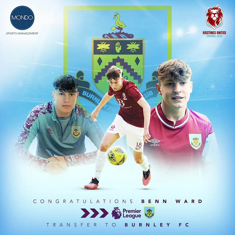 Delight as East Sussex College student signs for Premier League football club