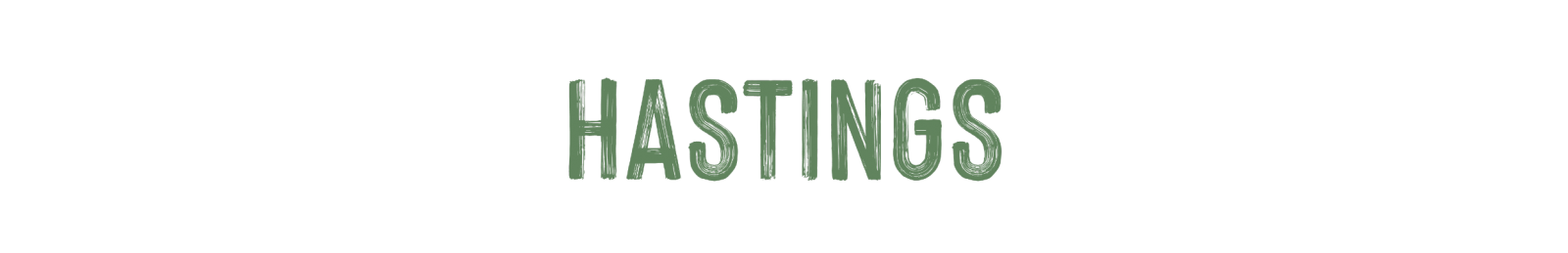 Hastings Open Events